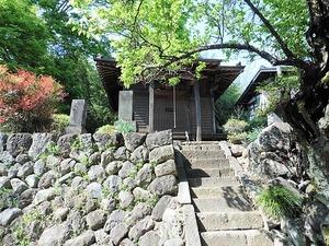 角谷戸薬師堂 (1)
