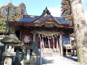 渋川八幡宮 (2)