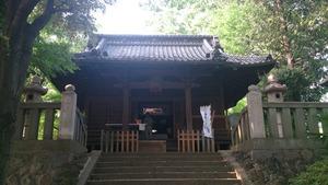 頼政神社 (1)
