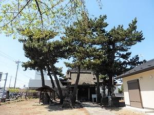 下石倉菅原神社 (3)