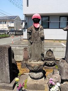 上新田町のお地蔵さん (5)