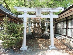 金井稲荷神社 (3)
