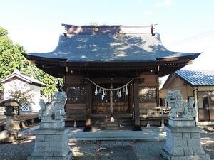 中村早尾神社 (3)