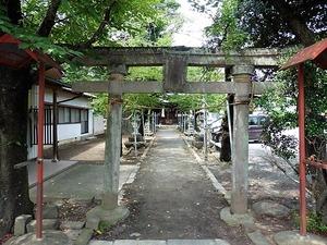 磯部温泉・赤城神社 (2)