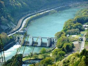 利根川 昭和村
