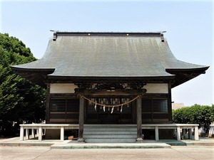 千代田町・長良神社 (4)