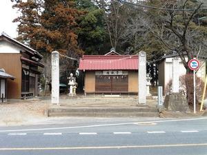 石原賀茂神社 (1)