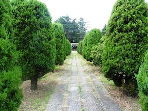 館林・護国神社 (2)