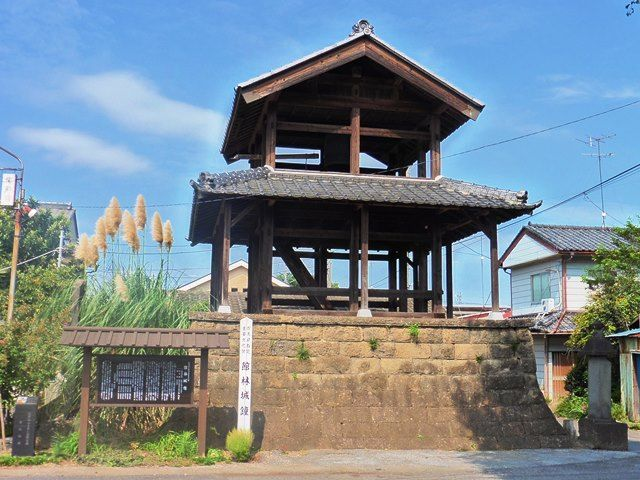 館林城の鐘 -応声寺- : Tigerdream の上州まったり紀行