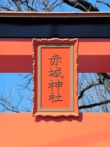 国定赤城神社 (2)