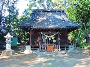 堀口飯玉神社 (2)