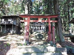佐奈神社 (2)