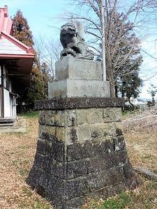中野長良神社 (7)