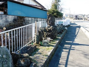 分水石と滝不動 (3)