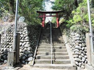 保美濃山抜鉾神社 (1)