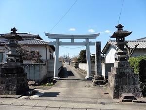 鮎川北野神社 (1)