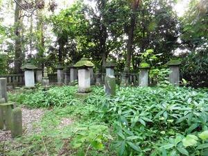 岩松氏累代の墓 (1)
