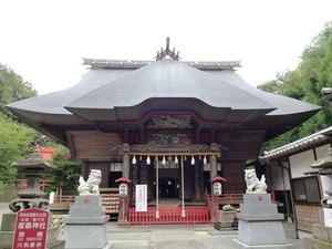 産泰神社 (1)