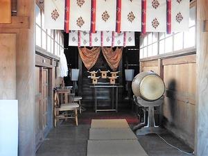 金井八坂神社 (4)