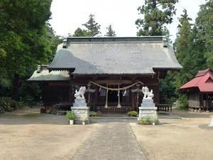 二宮・赤城神社 (3)