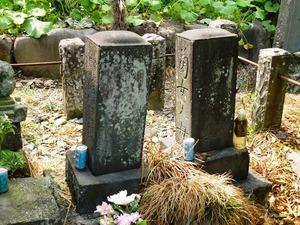 菊女の墓 (2)