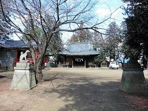 下栗須稲荷神社 (2)