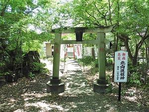 倉賀野神社・北向道祖神 (1)