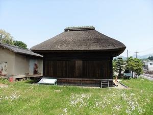 上三原田の歌舞伎舞台 (2)