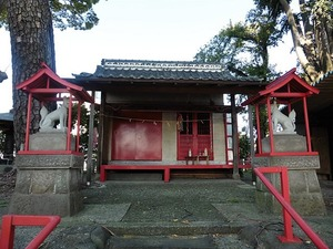 丁間稲荷神社 (2)