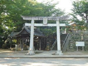 藤岡・浅間神社 (1)