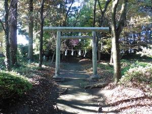 有栖川宮神社 (1)