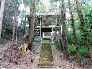 天引諏訪神社 (3)