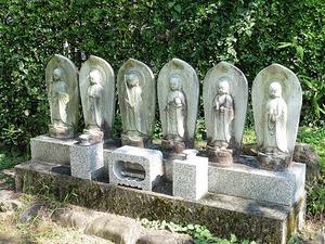 安養寺跡の笠塔婆 (6)
