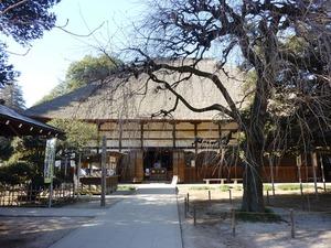 茂林寺本堂