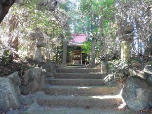 有栖川宮神社 (2)