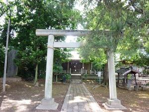 楠木神社 (1)