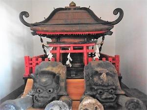 金井八坂神社 (8)