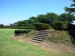 北新波砦址 (5)