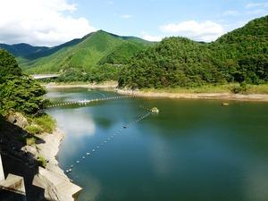 桐生川ダム (4)