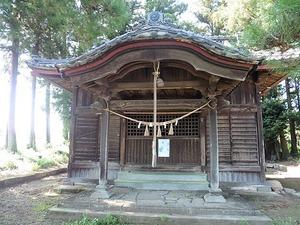 向滝八幡宮 (5)