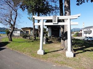 満行神社 (1)