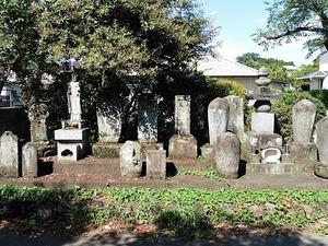 安養寺跡の笠塔婆 (5)