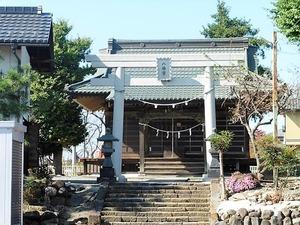 井戸八幡宮 (1)