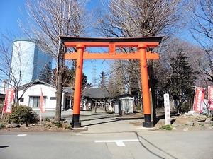 国定赤城神社 (1)