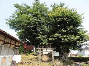 熊谷稲荷神社 (1)