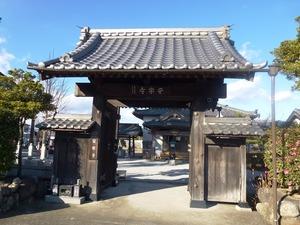 木部・安楽寺 (1)