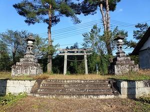 畔宇治神社 (1)