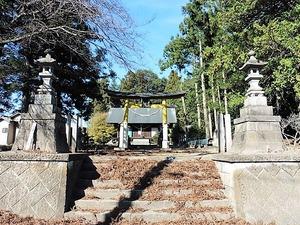 深津近戸神社 (1)