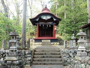 保美濃山抜鉾神社 (4)