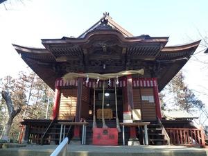 烏子稲荷神社 (2)